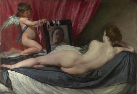 Diego Velázquez, Venus del Espejo, 1599 - 1660