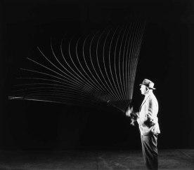 Harold Edgerton - Fly Fisherman