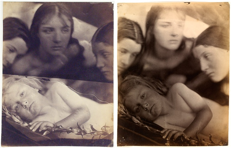 Hossana, Julia Margaret Cameron, 1865