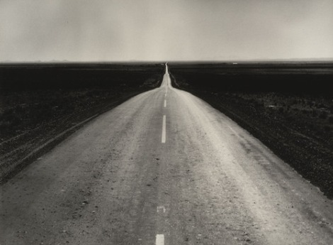 Dorothea Lange The Road West, New Mexico 1938