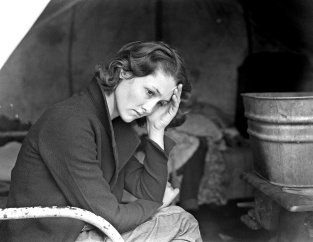 Dorothea Lange, Ruby from Tennessee, 1936