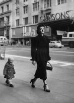 Dorothea Lange Mother and Child, San Francisco 1952