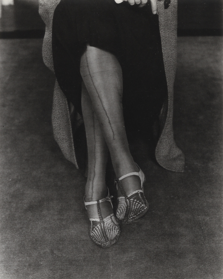 Dorothea Lange, A Sign of the Times, 1934