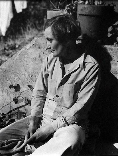 Dorothea Lange, Rondal Partridge, 1936