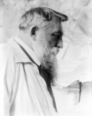 Gertrude Käsebier, Auguste Rodin, 1905