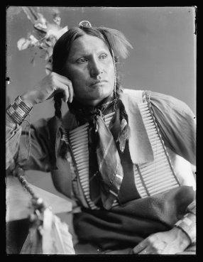 Samuel American Horse, American Indian