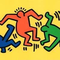 El arte Pop y social de Keith Haring