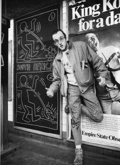 keith-haring-on-street