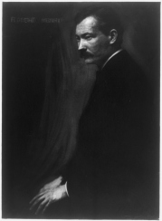 Gertrude Käsebier, Portrait of Robert Henri, c1907