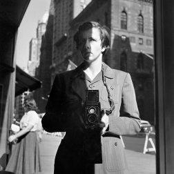 Vivian Maier, Autorretrato, 18 de octubre de 1953, Nueva York