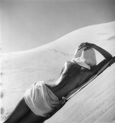 Louise Dahl- Wolfe, California Desert, 1946