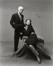 Irving Penn, Max Ernst y Dorothea Tanning, Nueva York 1947