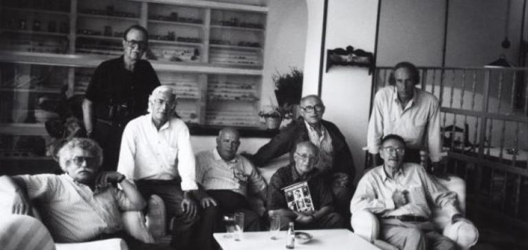 Gabriel Cualladó, Retrato del Grupo Afal, 1991