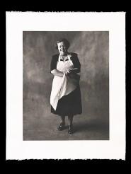 Irving Penn, Restaurant Owner, New York, 1951