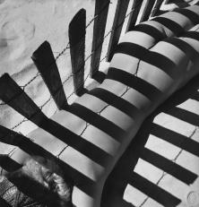 fernand_fonssagrives_photography_sand_fence_1930s