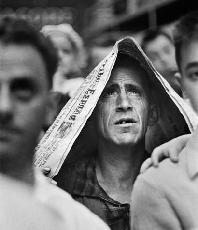 Ramón Masats, Sanfermines, 1957