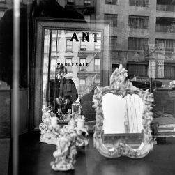 Vivian Maier, Autorretrato, 1953