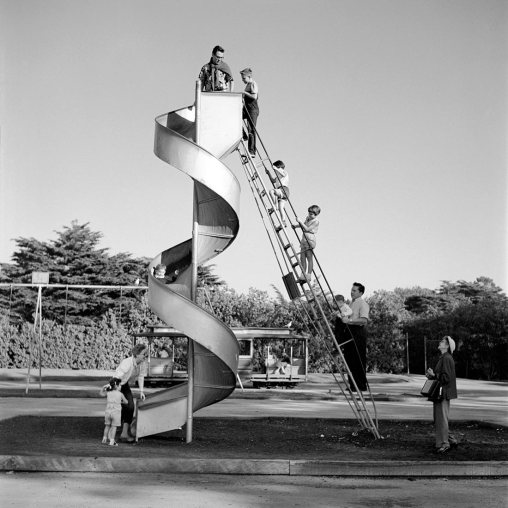 Vivian Maier, 8 de noviembre de 1955