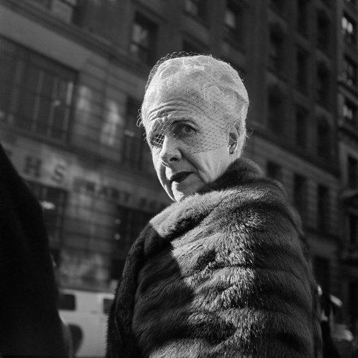 Vivian Maier, 26 de enero de 1955, Nueva York