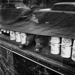 Vivian Maier, Chicago, IL, Enero 1956