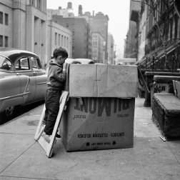 Vivian Maier, Nueva York