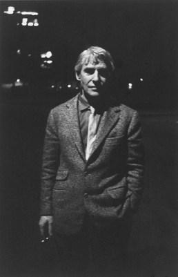 Willem de Kooning, Robert Frank, 1961