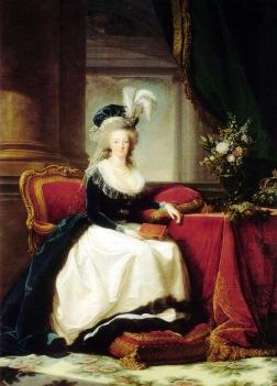 María Antonieta, 1788