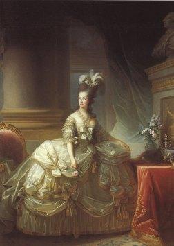María Antonieta, Élisabeth Vigée Le Brun, 1778