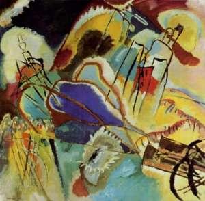 Vasily Kandinsky, Improvisation 30, 1913