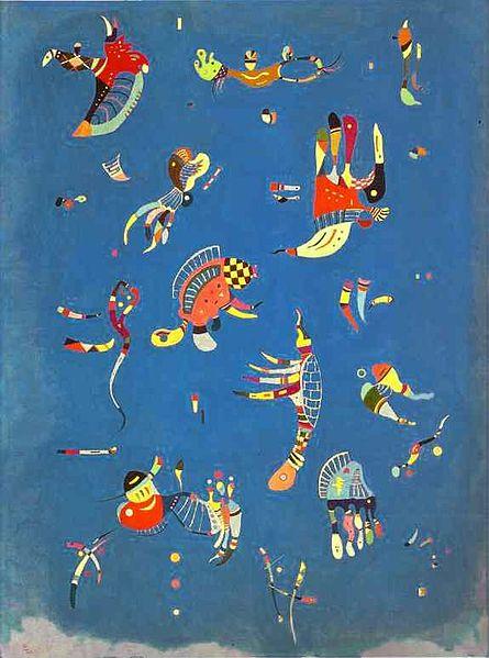 Vasili Kandinsky, La Gran Síntesis, 1934 – 1944