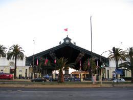 Estación Central de Santiago