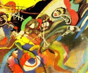 Vasili Kandinsky, Composition VII, 1913