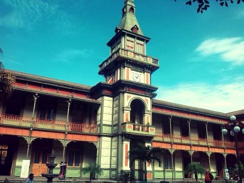 Palacio de hierro de Orizaba, Veracruz, México