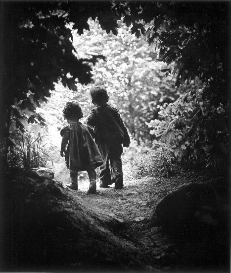 W. Eugene-Smith, Walkk to Paradise Garden, 1946