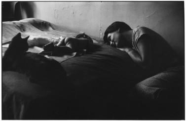 Elliott Erwitt, New York City, 1953