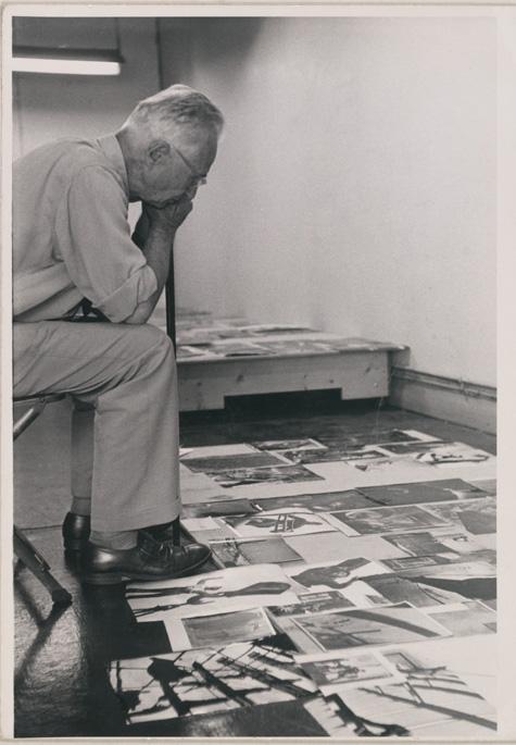 Edward Steichen, 1955