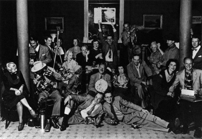 Conferencia de fotógrafos en Aspen, Colorado, 1951