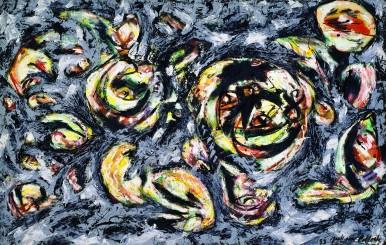 Jackson Pollock, Ocean Greyness, 1953