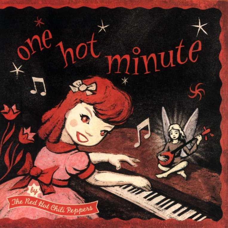 One Hot Minute (Red Hot Chilli Peppers)