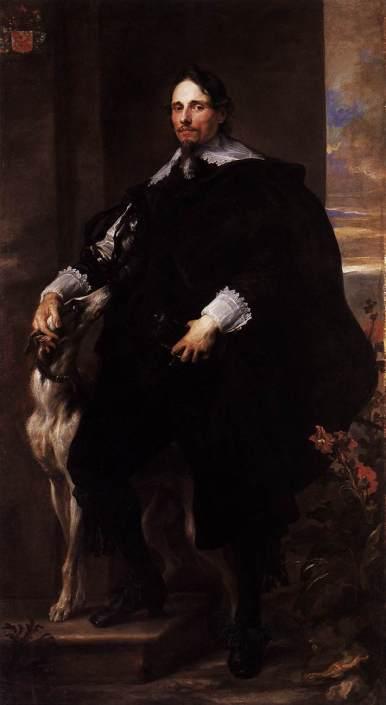 Anton Van Dyck, Philippe le Roy, señor de Ravel, 1627