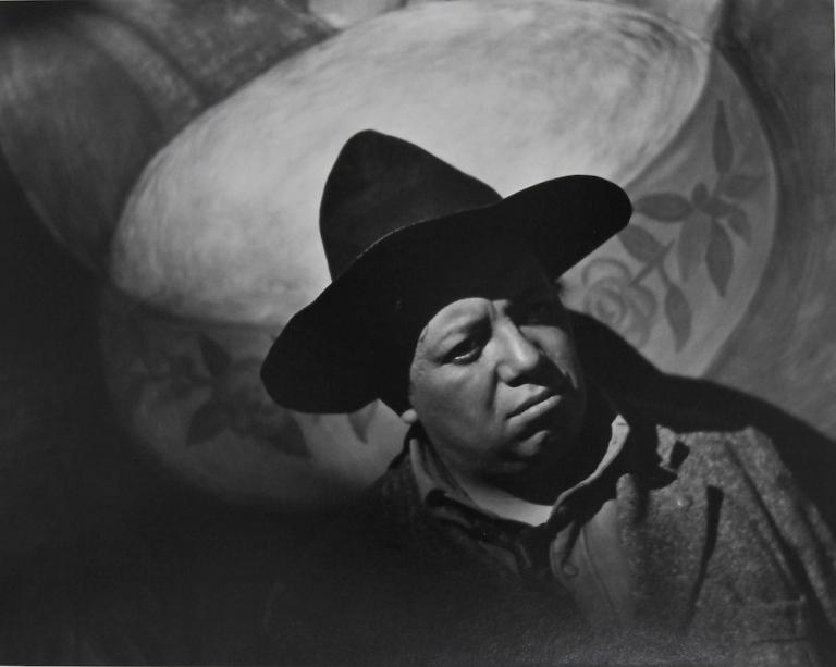 Diego Rivera, Edward Weston, 1924