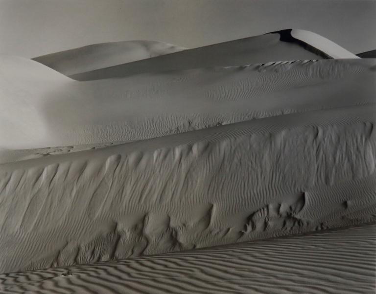 Dunes, Oceano, Edward Weston, 1936
