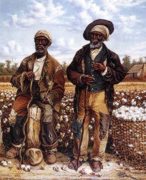 esclavos-William-Aiken-Walker