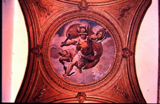Gaspar Becerra, Triunfo de Perseo