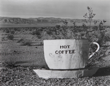 Hot Coffee, Mojave Desert, edward Weston, 1937