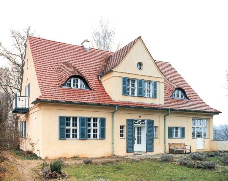 Casa Riehl (1907), Ludwig Mies Van der Rohe