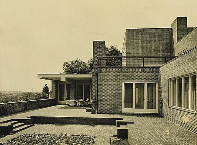 Ludwig Mies Van der Rohe, Casa Erich Wolf, Guben, Polonia, 1927