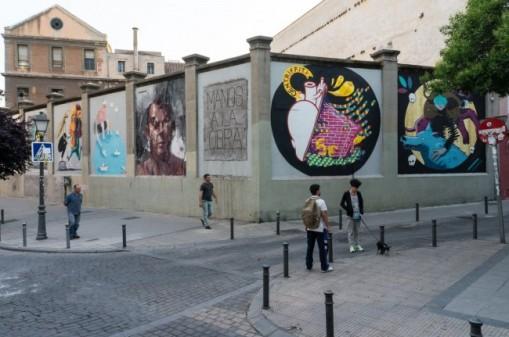 Tabacalera, Madrid