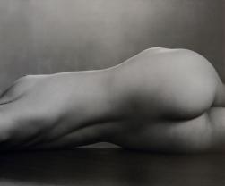 Nude, Edward Weston, 1925