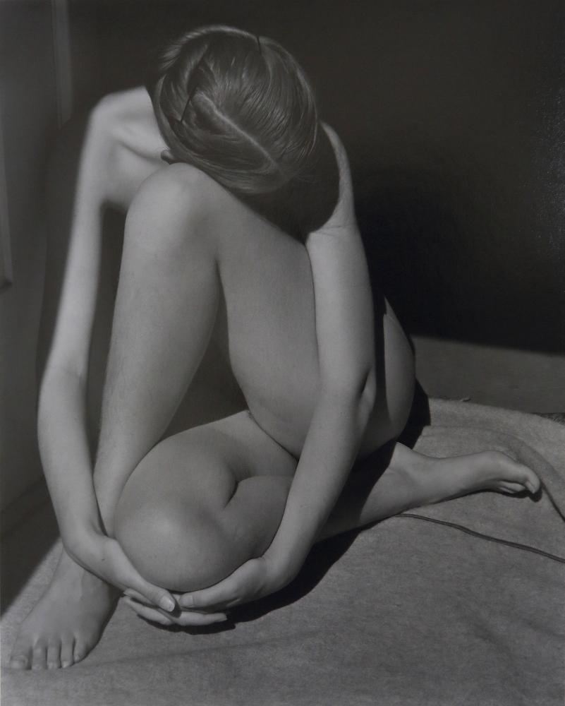 Nude, Eward Weston, 1936
